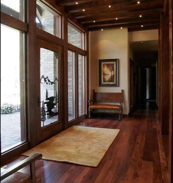 Aspen Lakes Door Interior
