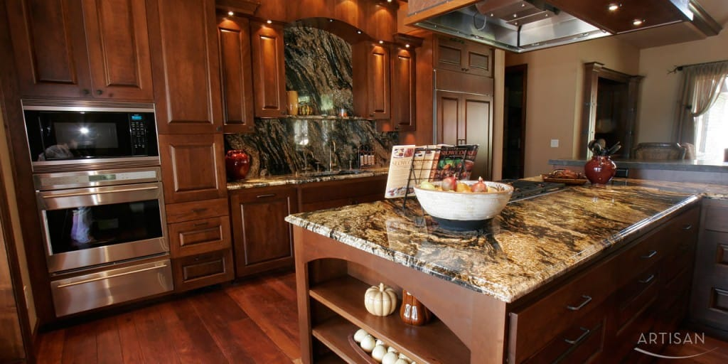 Aspen Lakes Kitchen